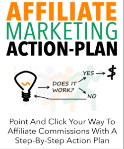 Aff Marketing Action Plan pdf front cover